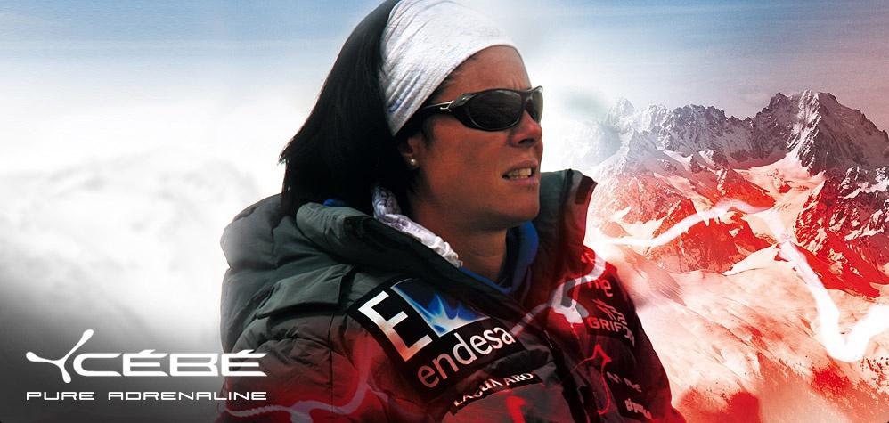 On ne le dit jamais assez, porter des lunettes de soleil en milieu  montagneux ou enneigé est indispensable. Les risques y sont en effet plus  élevés qu au ... acdf75b43af6
