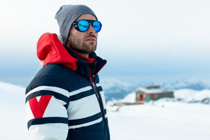 Lunettes de soleil ski