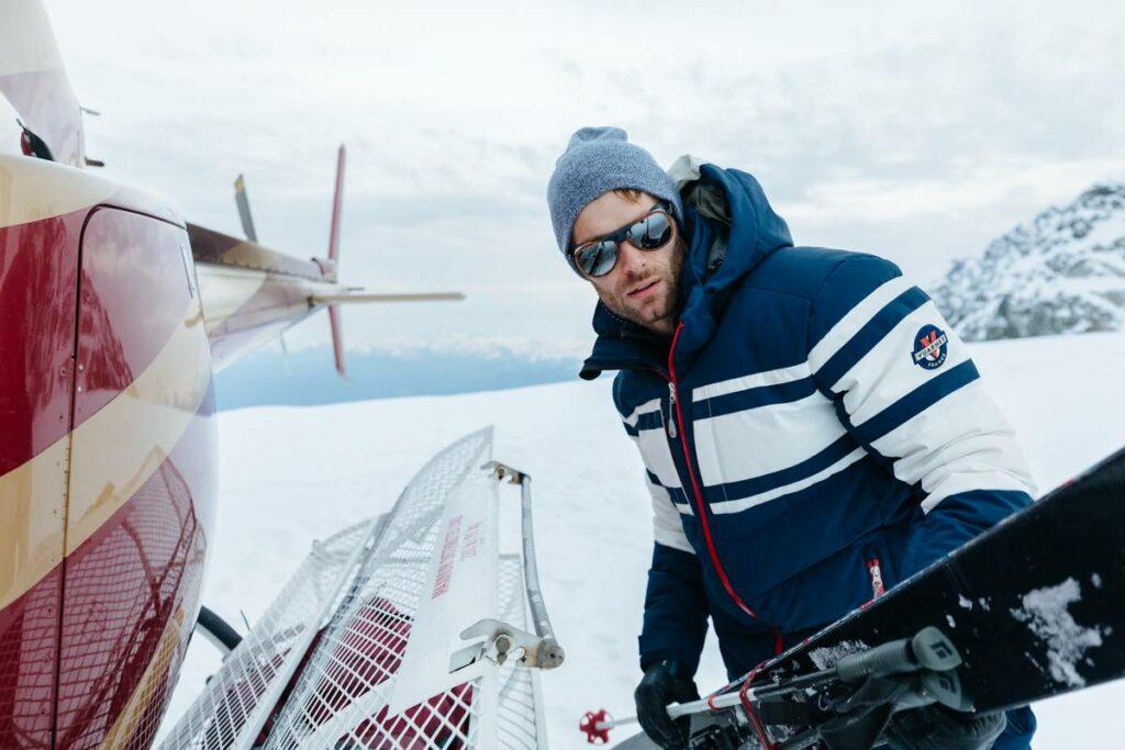 Lunettes pour le ski