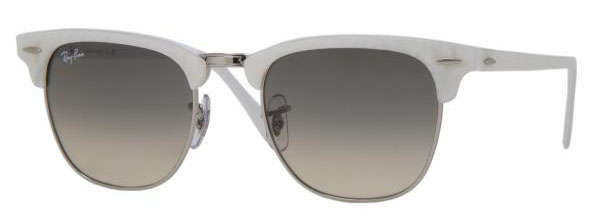 ray ban blanche femme