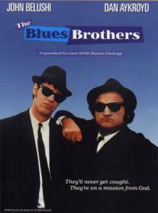 Ray Ban Wayfarer - Blues Brothers