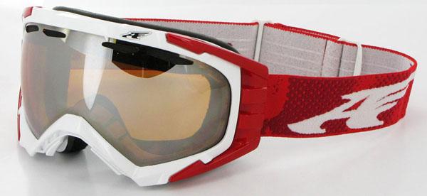 a7c4a32c2215c6 C est au masque de ski Mercenary qu Arnette à confié le rôle de haut de  gamme. Son design futuriste rappelle immédiatement les produits de chez  Oakley. Pour ...
