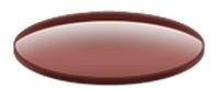 Verres de lunettes de soleil Maui Jim Maui Rose