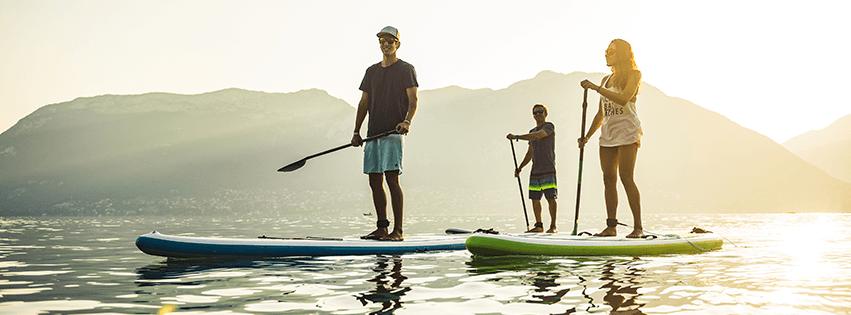 Lunettes nautiques pour paddle