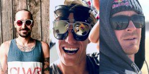 Formes et styles de lunettes de soleil