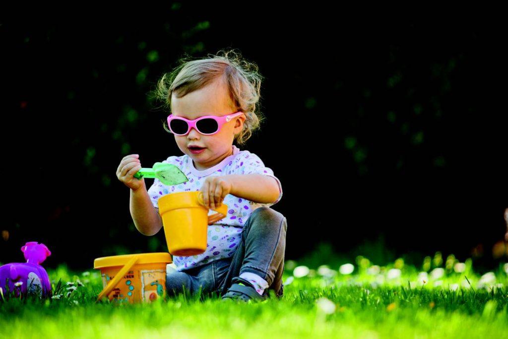 choisir lunettes de soleil bebe