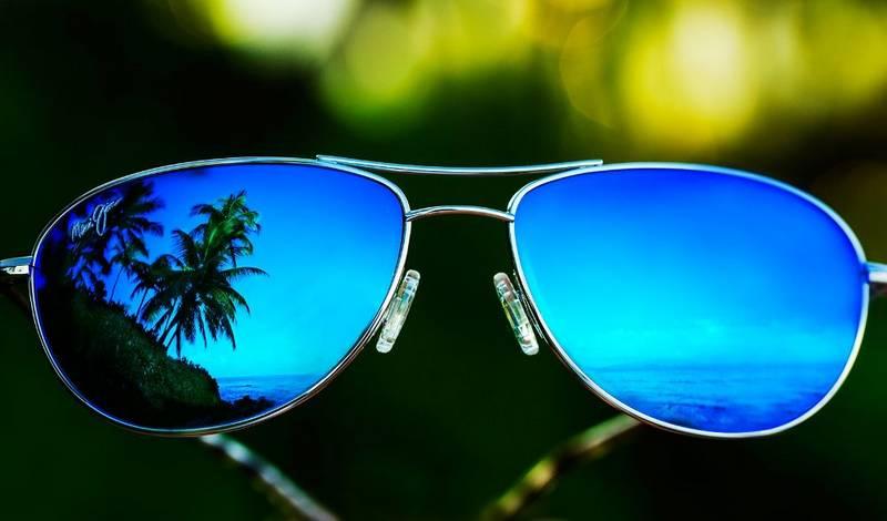 Lunettes de soleil sport Maui Jim
